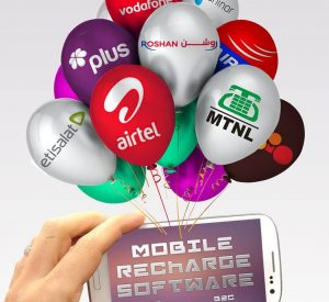 CCF Infotech Mobile Recharge Software